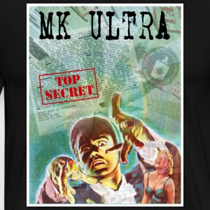 MK Ultra: Top Secret - Men's Premium T-Shirt