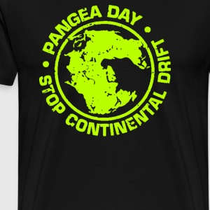 Pangea Day Stop Continental Drift - Men's Premium T-Shirt