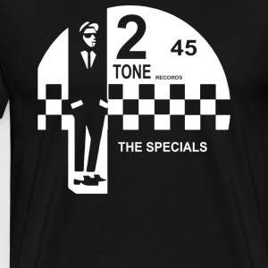 2 Tone Redcords The SPECIALS - Men's Premium T-Shirt