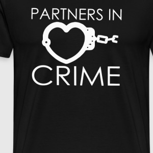 Partner In Crime - Men's Premium T-Shirt