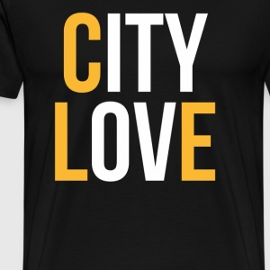 CLE Love - Men's Premium T-Shirt