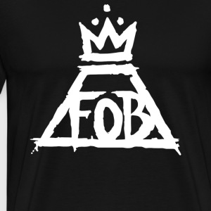 Fall Out Boy FOB - Men's Premium T-Shirt