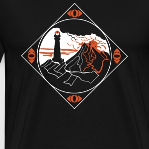 Mount Doom - Men's Premium T-Shirt