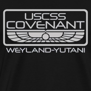 USCSS Covenant - Men's Premium T-Shirt