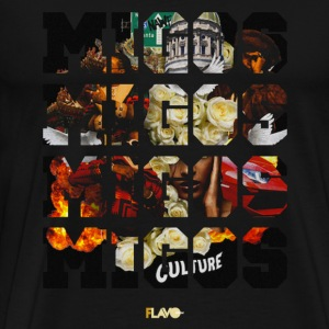 Migos Culture Album - Men's Premium T-Shirt