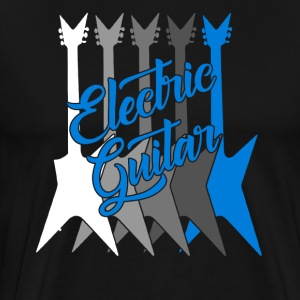 Electric Guitar Shirt - Men's Premium T-Shirt