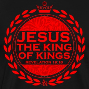 King of Kings - Men's Premium T-Shirt