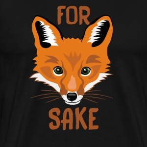 For Fox Sake - Men's Premium T-Shirt