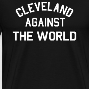 CLEVELAND CAVALIERS ALL FOR ONE ONE - Men's Premium T-Shirt