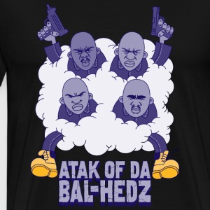 Bal-Hedz - Men's Premium T-Shirt
