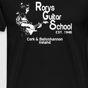 New Rory Gallagher - Men's Premium T-Shirt