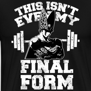 final form cell - Men's Premium T-Shirt