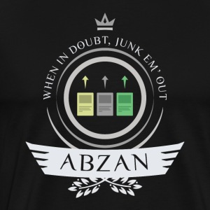 Magic the Gathering - Abzan Life - Men's Premium T-Shirt