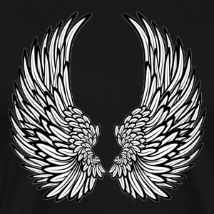 Angelwings - Men's Premium T-Shirt