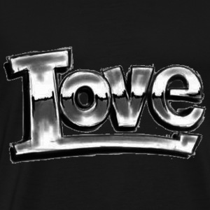 love1 - Men's Premium T-Shirt