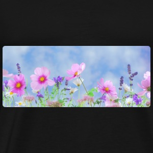 wild flowers - Men's Premium T-Shirt