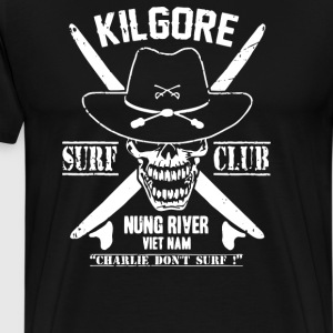 Kilgore Surf Club - Men's Premium T-Shirt
