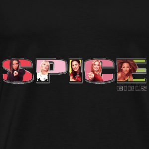 Spice Girls - Men's Premium T-Shirt