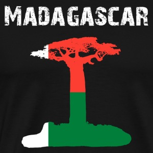 Nation-Design Madagascar Baobab - Men's Premium T-Shirt