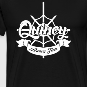Quincy Archery Team - Men's Premium T-Shirt