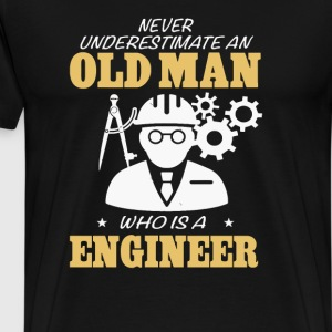 Best Engineer Tshirt Funny - Men's Premium T-Shirt