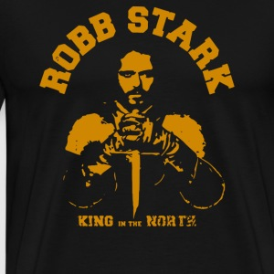 Robb King In The North - Men's Premium T-Shirt