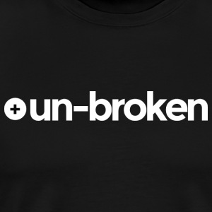 Unbroken - Men's Premium T-Shirt