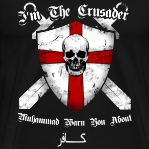 Crusader - I'm the crusader muhammad warn you