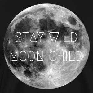 Stay Wild Moon Child - Men's Premium T-Shirt