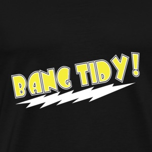 Bang Tidy Keith Lemon T Shirt Celebrity Juice Mens - Men's Premium T-Shirt