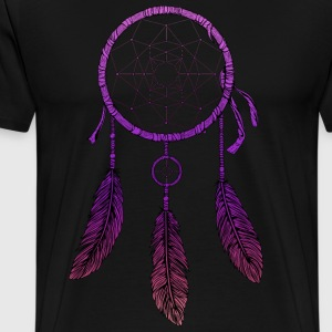 Magic Dream Catcher - Men's Premium T-Shirt