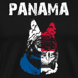 Nation-Shirt Panama Harpy - Men's Premium T-Shirt