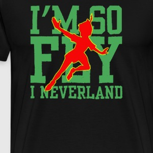 So Fly I Neverland Awesome - Men's Premium T-Shirt