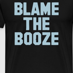 The Booze 2 - Men's Premium T-Shirt