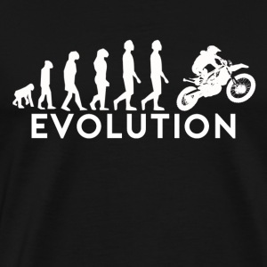 Bike - Biker - Biking - Mountainbiker - Hobby - Men's Premium T-Shirt
