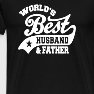 Best Husband T Shirts - Men's Premium T-Shirt