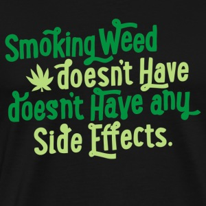 Smoking Weed - Men's Premium T-Shirt