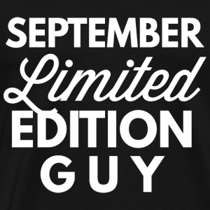 September Limited Edition Guy - Men's Premium T-Shirt