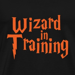 Wizard in Training - Men's Premium T-Shirt