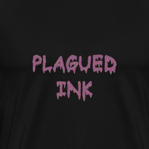 Plagued ink tag - Men's Premium T-Shirt
