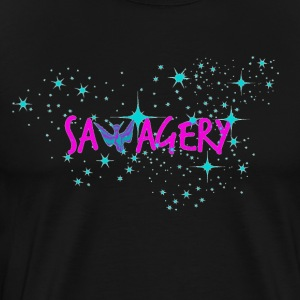 Savagery Merch - Men's Premium T-Shirt
