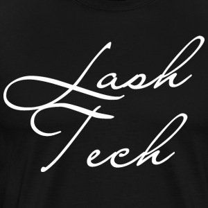 Beauty Lash Technician - Men's Premium T-Shirt