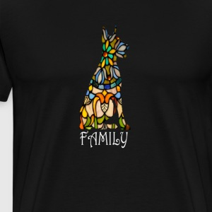 Cool Doberman Pinscher Gifts Family - Men's Premium T-Shirt