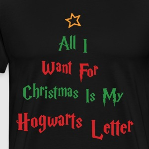 Untitled HOGWARTS LETTER - Men's Premium T-Shirt