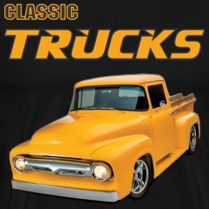 Classic Trucks - Men's Premium T-Shirt