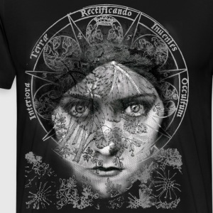 The Eyes of Alchemy Dark - Men's Premium T-Shirt