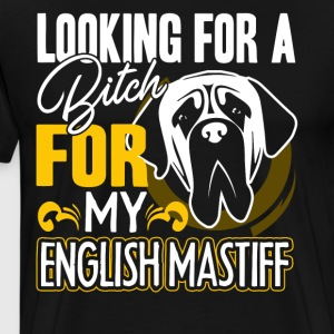 My English Mastiff Shirts - Men's Premium T-Shirt