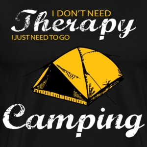 I Need To Go Camping - Men's Premium T-Shirt