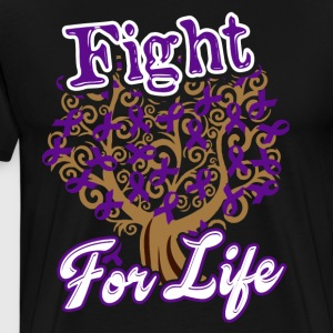 Epilepsy Awareness Shirt - Men's Premium T-Shirt