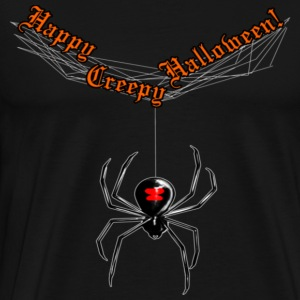 Halloween Widow - Men's Premium T-Shirt
